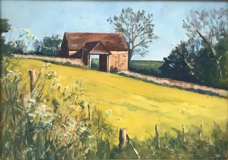 England. Buttercup Barn.