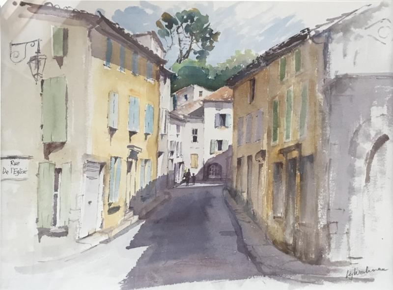 France & Corsica.  Boulbon.